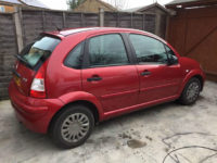 Very good car. Citroen C3 2005,clean inside and out